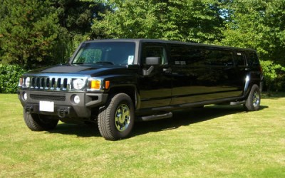 BLACK HUMMER H3 - Up to 8 pass