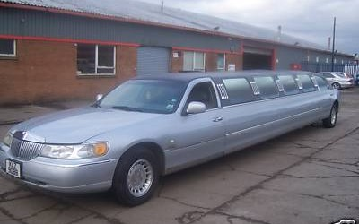 SILVER LINCOLN - Up to 14 pass